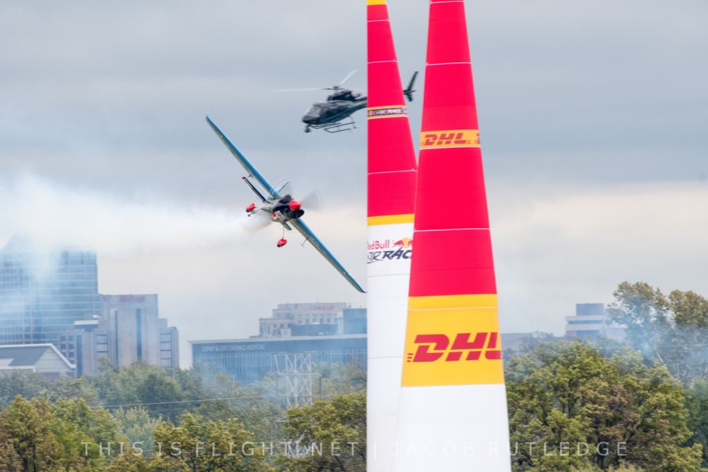 Rule changes announced for Red Bull Air Race 2019 season