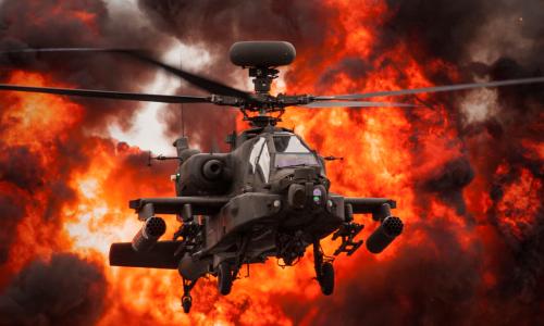 AAC Apache parallax