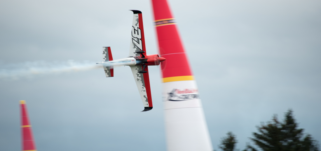 Red Bull Air Race Indianapolis behind-the-scenes feature