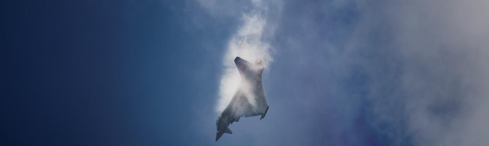RAF Typhoon 3
