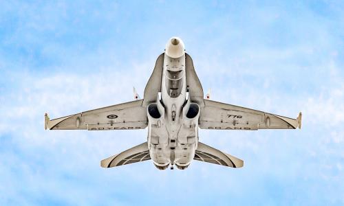 RCAF CF-18 3