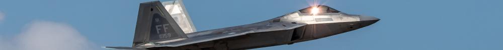 USAF F-22A Raptor 1