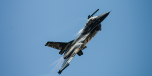 News BAF Belgian F-16 Dark Falcon